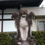 アショカ・ピラー獅子頭像